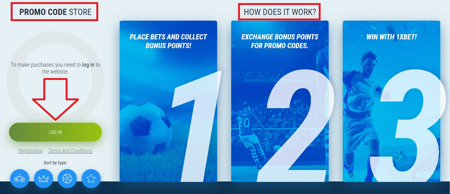 How to use the funds received for activating the 1xBet code